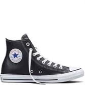 Converse кеды Chuck Taylor All Star Leather 132170. - фото 18178