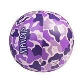Надувной мяч Ripndip Beach Bum Beach Ball Purple Camo - фото 18901
