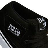 Обувь Vans MN HALF CAB PRO Black/Black/ - фото 5222