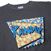 RIPNDIP Футболка Retro Tee Black Vintage Wash - фото 5304
