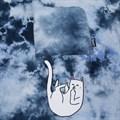 RIPNDIP Футболка Falling For Nermal Tee Baby Blue Tie Dye - фото 7097