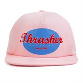 Thrasher Кепка OVAL SNAPBACK Pink - фото 7386