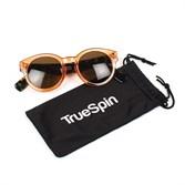 Очки TRUESPIN Intro (Оранжевый (Orange/Green Amber)) - фото 8727