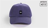 """Бейсболка """"GIFTED"""" dads cap SS18/213 синий - фото 9370"""