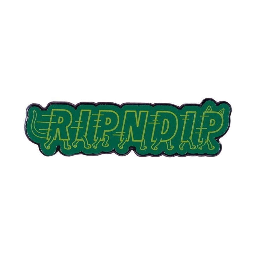 Значок Ripndip Light Speed Pin - фото 15162