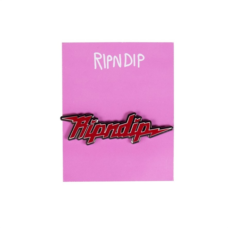 Пин Ripndip Rock N Nerm Pin - фото 17200