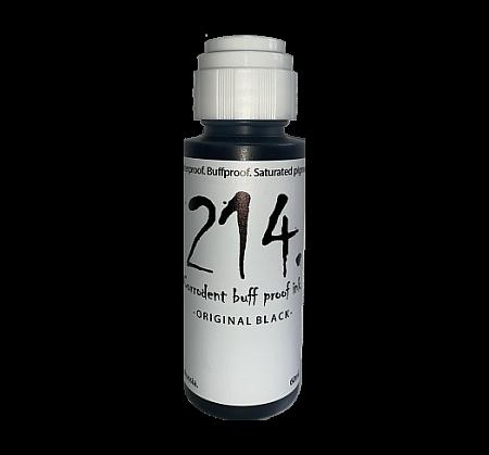 214 Ink сквизер 17мм черный Original black 60мл. - фото 22022