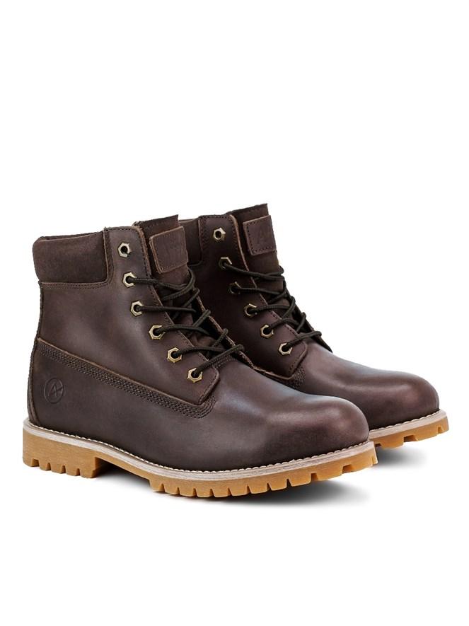 Affex ботинки New York Chocolate - фото 23250