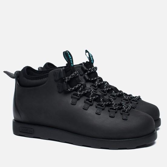 Ботинки Native JIFFY BLACK - фото 23362