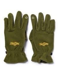 Перчатки ZIQ&YONI LOGO AW17 оливковые - фото 6662