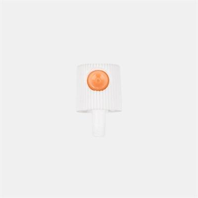 cap ny бело оранжевый