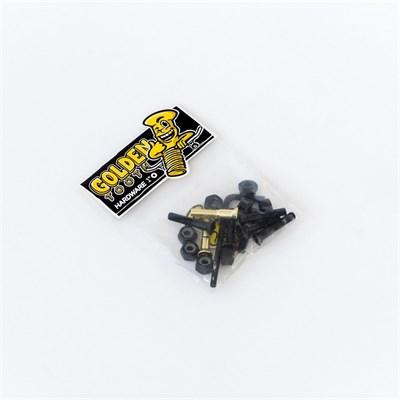Комплект винтов Footwork GOLDEN TOOTH шестигранник, с ключом