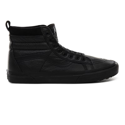Vans высокие кеды Sk8-Hi MTE VA4BV7XKN LEATHER/BLACK