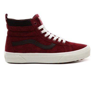 Vans высокие кеды Sk8-Hi MTE VA4BV7XKL (MTE) BIKING RED/CHOCOLATE TORTE