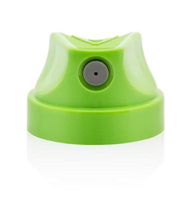 cap Level 1 светло-зеленый с черной вставкой 0,4-1,5см