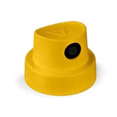 cap Clash Fat (Yellow Fat) 9025 желтый с черной вставкой