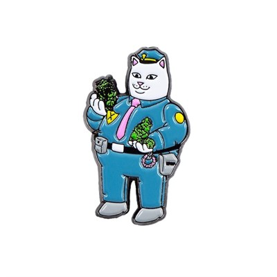Пин Ripndip Confiscated Pin