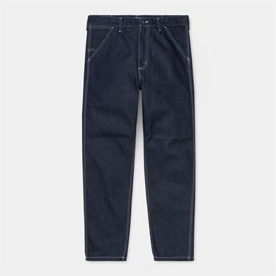Carhartt WIP Джинсы (Regular) Penrod Pant BLUE (RINSED).