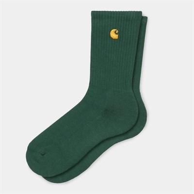 Carhartt WIP Носки Chase Socks TREEHOUSE / GOLD.