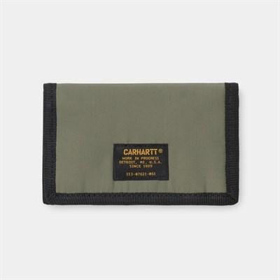 Carhartt WIP Бумажник Ashton Wallet DOLLAR GREEN