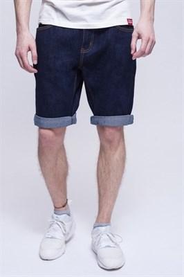 Шорты ЗАПОРОЖЕЦ Basic Denim Short Zap Regular Flex Raw Blue