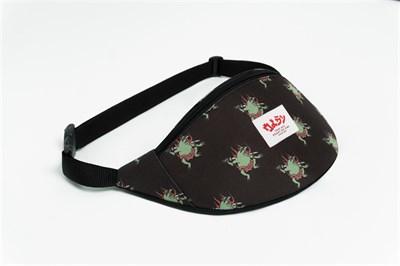 Oldy поясная сумка frog black