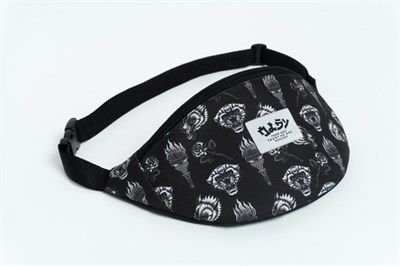Oldy поясная сумка china tiger black
