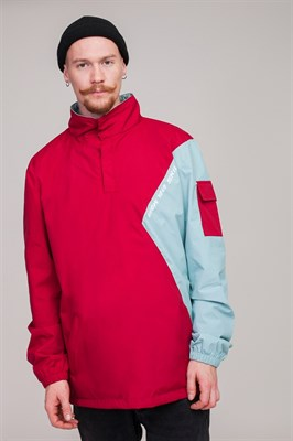 Анорак SKILLS Nohood Neighbourhood Red/Blue