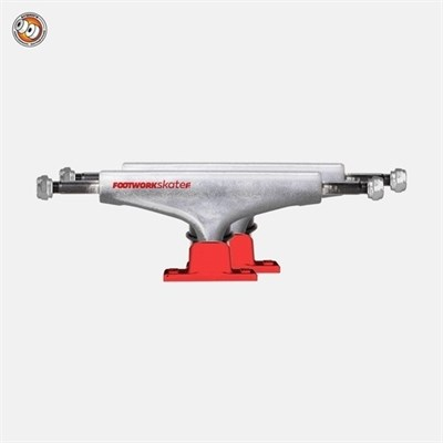 Комплект подвесок Footwork LABEL RED/RAW (Ширина 5.5'')