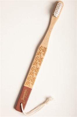 Зубная щётка ЗАПОРОЖЕЦ Bamboo Toothbrush SS18 Dobro