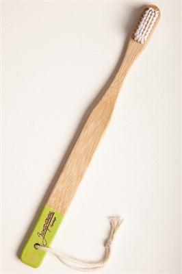 Зубная щётка ЗАПОРОЖЕЦ Bamboo Toothbrush SS18 Vernost