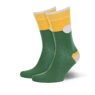 Носки SAMMY ICON green/yellow