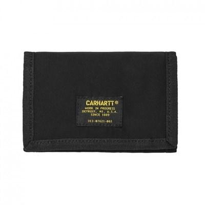 Бумажник CARHARTT WIP BLACK I025408