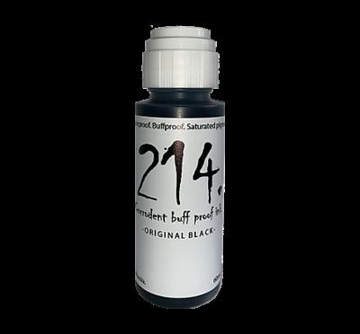214 Ink сквизер 17мм черный Original black 60мл.