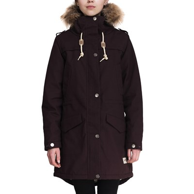 Куртка ЗАПОРОЖЕЦ Ladies Long Parka coffee