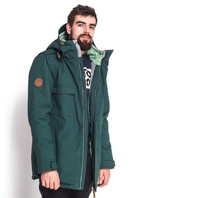 Куртка ЗАПОРОЖЕЦ Rebyata green