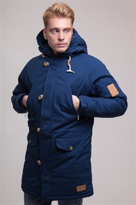 Куртка Truespin cold city navy