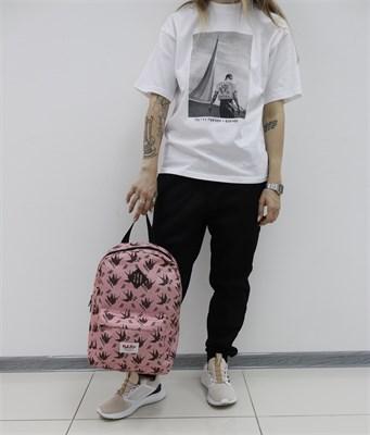 Рюкзак Travel Birds pink