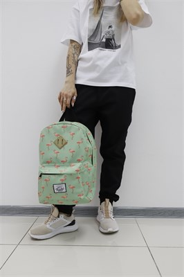 Рюкзак Travel Flamingo lt green