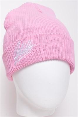 Шапка Skills Signature Pink