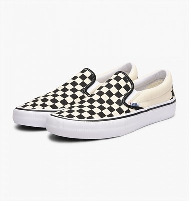 VANS MN Slip-On Pro (Checkerboard) VA347VAPK.