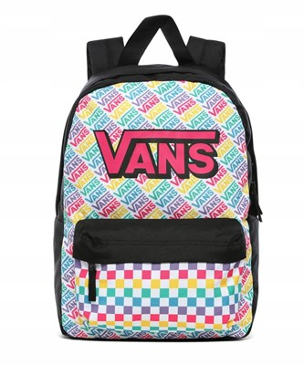 Vans Рюкзак GR GIRLS REALM BACKP GIRLS MULTICHEC VA4ULTZL8