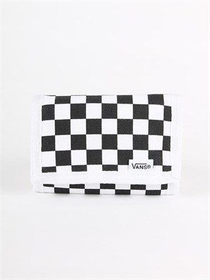 Vans Кошелек MN SLIPPED Black/White Che V00C32HU0