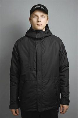 Куртка Anti Social черная