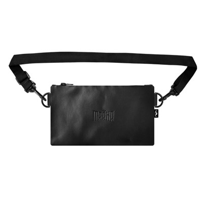 Пенал-сумка ТАЙНА Черный экокожа