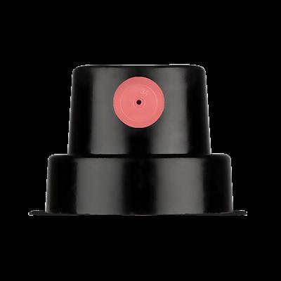 cap Super Fat 9021 черный с розовой вставкой