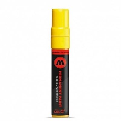 Molotow Маркер Paint 620PP 620162 голубой 15 мм