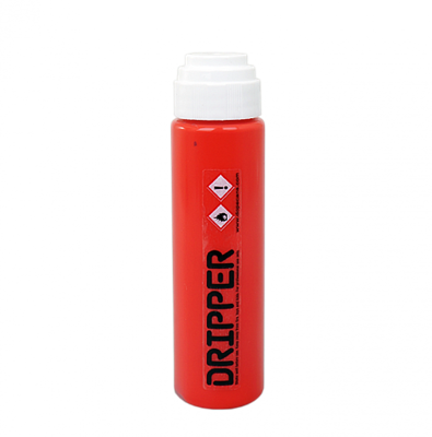 Dope dripper paint 18mm / 45ml silver chrome