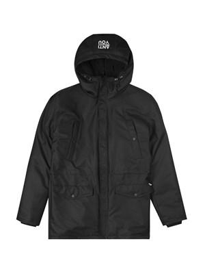 Зимняя куртка Anti Social черный
