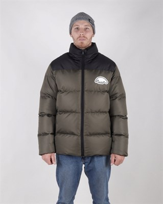 Куртка Anteater Downjacket-black_haki
